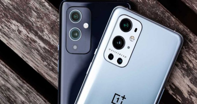 OnePlus 9 and 9 Pro can now use 5G network