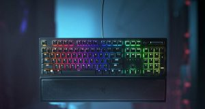 Razer BlackWidow V3 keyboard