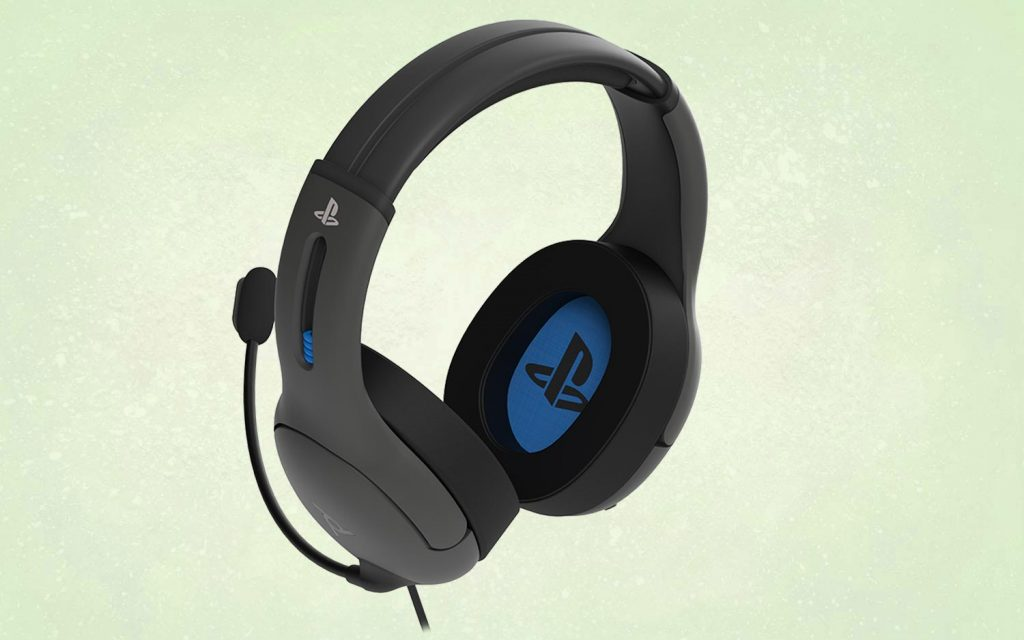 pdp lvl50 wired stereo headset design