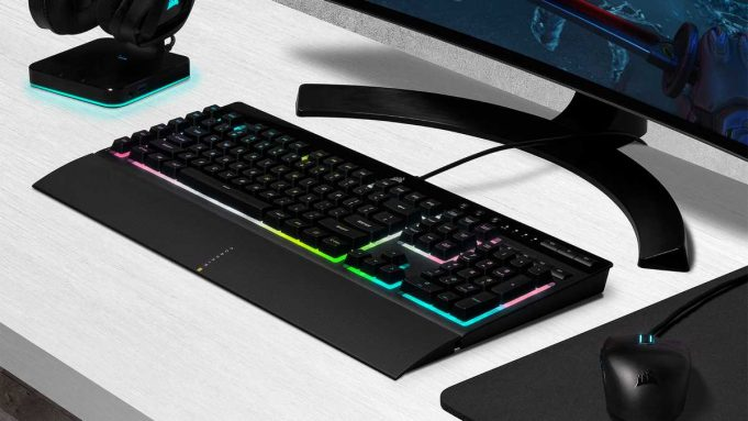 Corsair K55 RGB Pro XT Gaming Keyboard