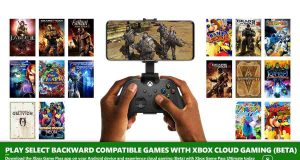 Original Xbox and Xbox 360 games arrive on Microsoft's xCloud streaming service