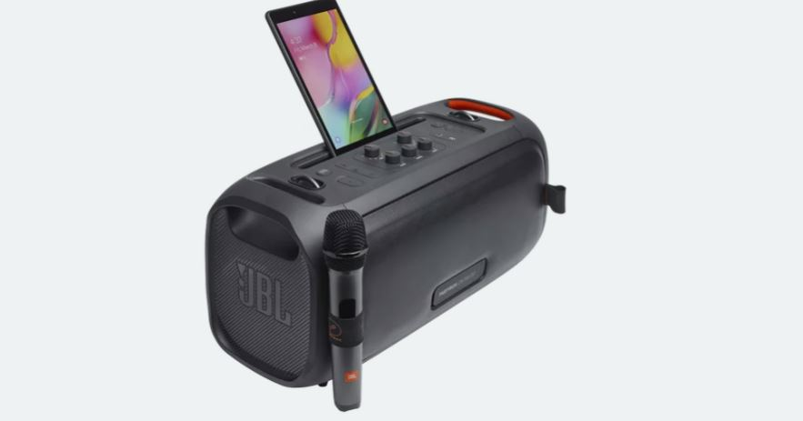 JBL PartyBox On-The-Go Speaker Party mode
