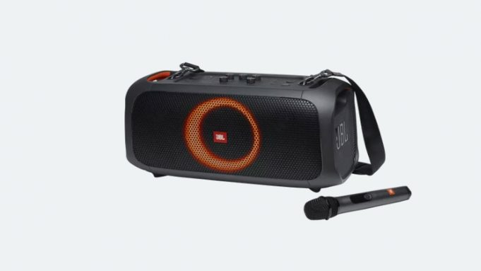 JBL PartyBox On-The-Go Speaker Review